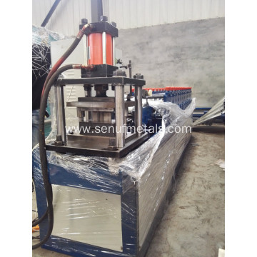 Automatic 1.5tons roller shutter door forming equipment
